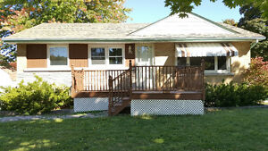 Bungalow for rent in Waterloo