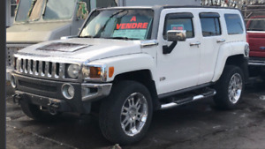 Hummer h3 2006 comme neuf