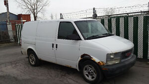 2004 GMC Safari Minivan, Van