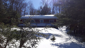 cottage for sale Lac Bataille 35 minutes from ottawa