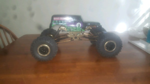FOR TRADE ONLY: REDCAT RACING EVEREST 10 ROCK CRAWLER