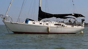 IRWIN 38' completely upgraded for a 2 years around the world