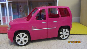 Barbie Party SUV