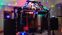DI Mobile music and lighting services