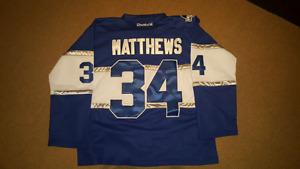 Auston Matthews Centennial Classic size 50(Med)