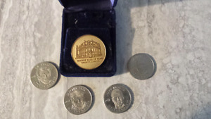 Hockey hall of fame coins