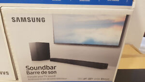 SAMSUNG HW-M360 SOUNDBAR DOOR CRASH DEAL + TAX ON US