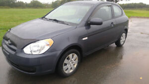 2011 Hyundai Accent GL - Original Owner - Extended Warrantee