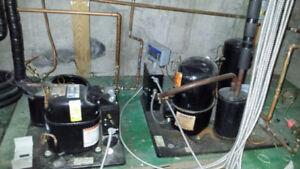 Unité de réfrigération pour chambre froide réfrigérateur autre