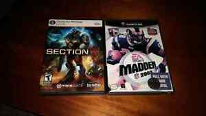 Misc games, 5 for both