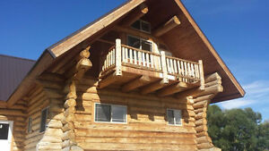 HANDCRAFTED & MILLED LOG CABINS  SK. /  LEGACY LOG HOMES INC. Regina Regina Area image 6