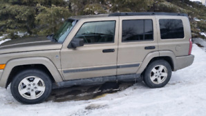 2006 Jeep  Commander  $6,000