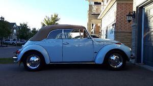 1971 California VW Beetle