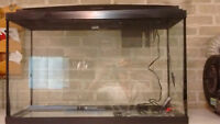 30 Gallon Aquarium/Heater/Filter.  Used for one week only