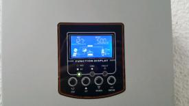 Hybrid 1000VA (800W) PV Solar inverter.