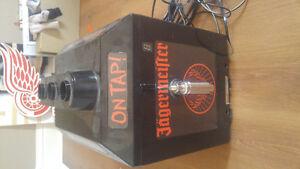 Jager machine 3 bottle chiller