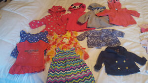 Baby girls 0-3 & 3-6 month clothing