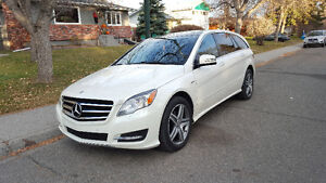 2012 Mercedes-Benz R350 4Matic