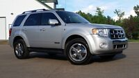 2008 Ford Escape $9250 OBO with dealership warranty