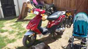 2011 Gimelli 50cc Scooter