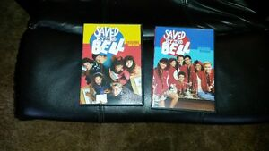 i am selling 1-4 seasons of Saved by the Bell