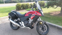 Honda CB 500 X ..sale or trade  for truck or utility van