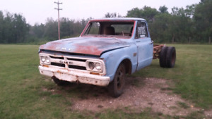 1968 GMC Dually