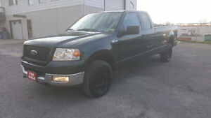 FORD F150 XLT *** EXT CAB / LONG BOX / 4X4 *** CERTIFIED $10995