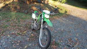 2009 KLX 250