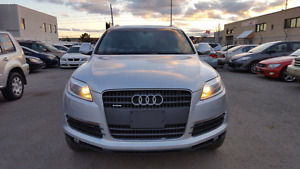 2007 Audi Q7 153000KM Certified Etested $11900