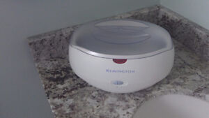Remington Raraffin Spa for hands & feet with new wax.