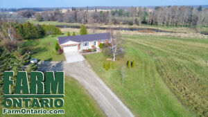 Private 29 Acres Beautiful Riverview & Small Hobby Farm Wroxeter