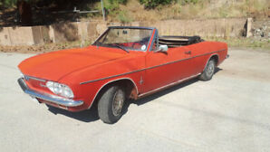 1966 Corvair Convertible