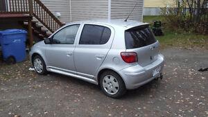 2005 Toyota Echo Familiale