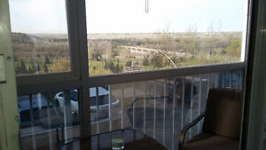 Top of the Valley. Executive furnished or unfurnished 1 bedroom Edmonton Edmonton Area image 6