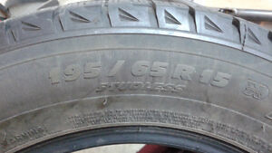 195-65-15 Michelin X-Ice Set of four