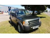 Land Rover Discovery 3 3 Tdv6 5 Seats DIESEL MANUAL 2006/06