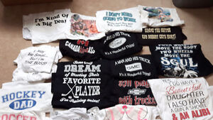 Assorted Novelty T-shirts