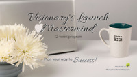 Visionary's Launch - 12-Week Mastermind
