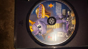 Spyro Year of the Dragon Ps1