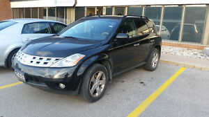 2003 Nissan Murano SL AWD SUV, Crossover NO DECEPTION