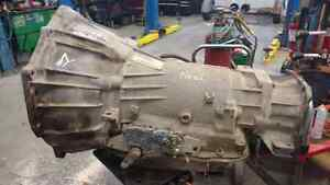 Used 4L60E transmission from 4x4