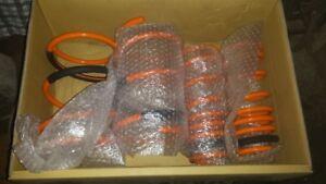 Coils springs Megan Racing Civic 01-05 Flambant Neuve