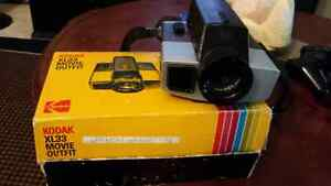 Vintage Kodak XL33 Movie Camera