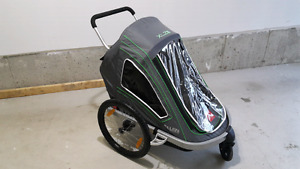 3 IN 1 - Bike Trailer /Joggers/Stroller  - Excellent Conditions!