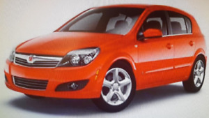 Sweet Runabout 2009 Saturn Astra 5 speed loaded