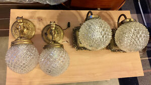 Wall Brass Lamps