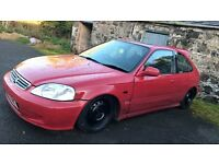 Honda Civic 1.4 petrol
