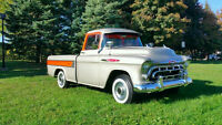 1957 Chevrolet Other dst Pickups 3124 CHEVROLET CAMEO