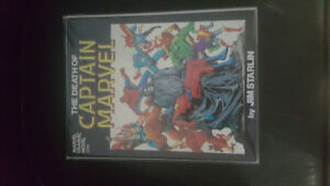 MARVEL GRAPHIC NOVEL issue #1 (first print)